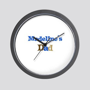 Madeline's Dad Wall Clock