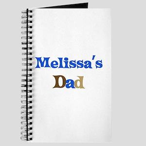 Melissa's Dad Journal