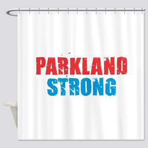 Parkland Strong Shower Curtain