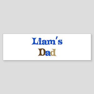 Liam's Dad Bumper Sticker