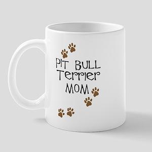 Pit Bull Terrier Mom Mug