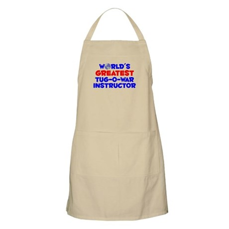 World's Greatest Tug-o.. (A) BBQ Apron