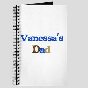 Vanessa's Dad Journal