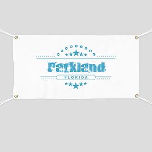 Parkland Florida Banner