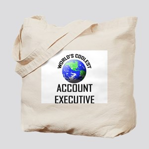 World's Coolest ACCOUNT EXECUTIVE Tote Bag
