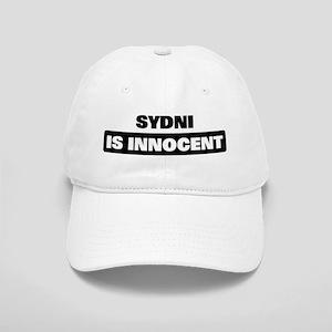 SYDNI is innocent Cap