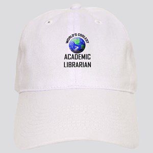 World's Coolest ACADEMIC LIBRARIAN Cap