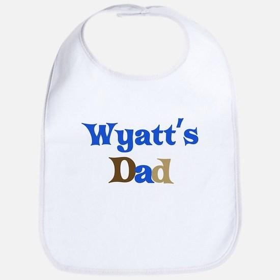 Wyatt's Dad Bib