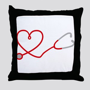 I love Medicine Throw Pillow