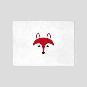 Fox 5 X7 Area Rug