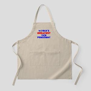 World's Greatest Vice .. (A) BBQ Apron