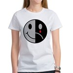 Happy Face Sad Face Women's T-Shirt