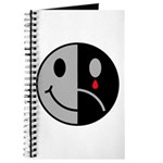 Happy Face Sad Face Journal