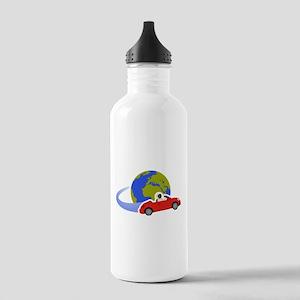 Where Is Roadster Swoosh Logo Water Bottle