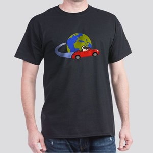 Where Is Roadster Swoosh Logo T-Shirt