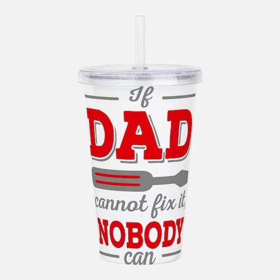 Dad Acrylic Double-wall Tumbler