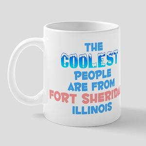 Coolest: Fort Sheridan, IL Mug