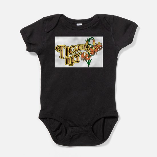 Tigerlily Infant Creeper Body Suit