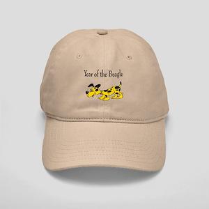 Beagle Year Cap