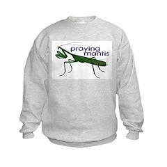 Praying Mantis Sweatshirt