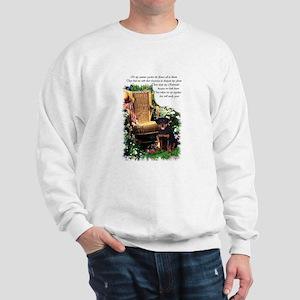 Rottweiler Art Sweatshirt