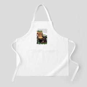Rottweiler Art BBQ Apron