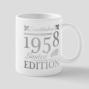 Established 1958 Mugs