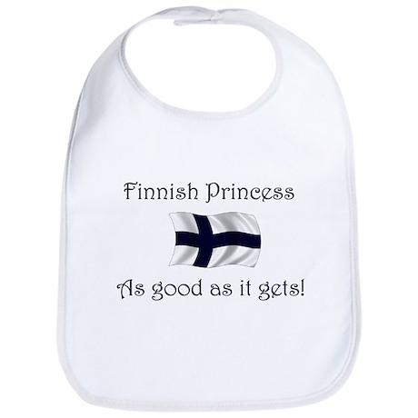 Finnish Princess Bib