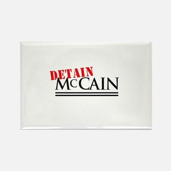 Detain McCain Rectangle Magnet