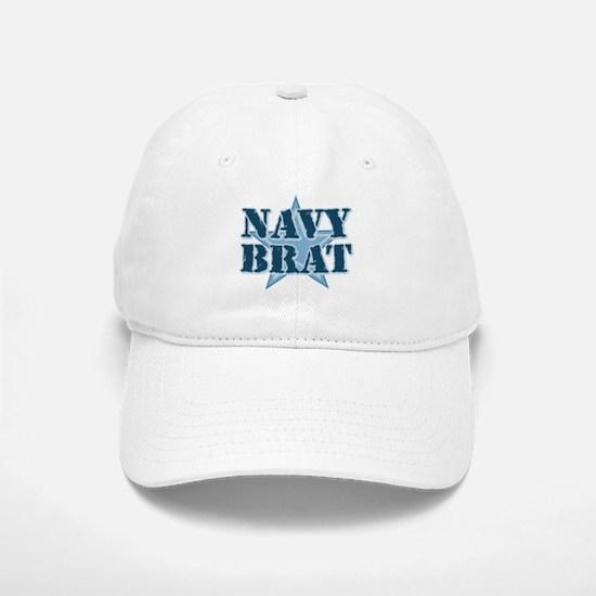 Navy Brat Baseball Baseball Cap