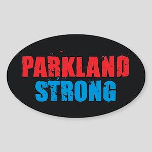 Parkland Strong Sticker
