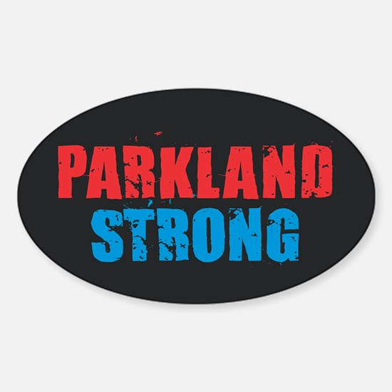 Parkland Strong Decal
