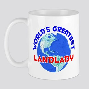 World's Greatest Landl.. (E) Mug