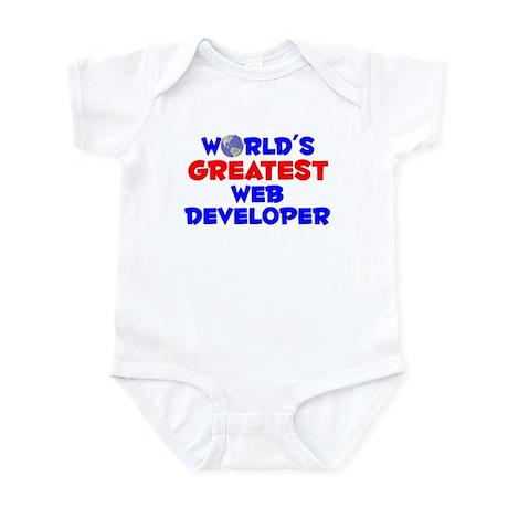 World's Greatest Web d.. (A) Infant Bodysuit