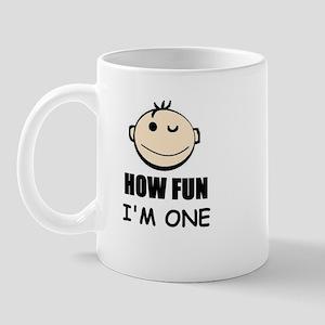OH FUN I'M ONE Mug