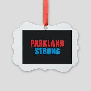 Parkland Strong Picture Ornament