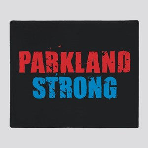 Parkland Strong Throw Blanket