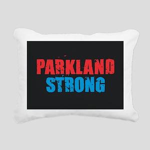 Parkland Strong Rectangular Canvas Pillow