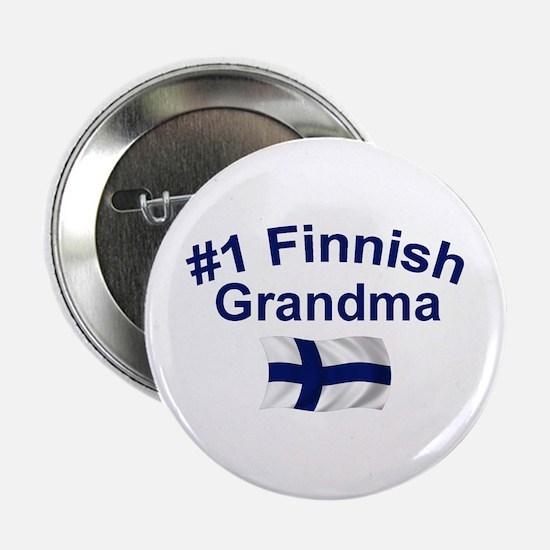 "#1 Finnish Grandma 2.25"" Button"