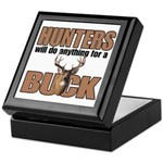 Hunters/Buck Keepsake Box