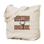 Hunters/Buck Tote Bag