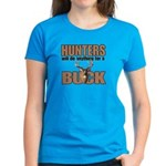 Hunters/Buck Women's Dark T-Shirt