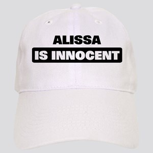 ALISSA is innocent Cap