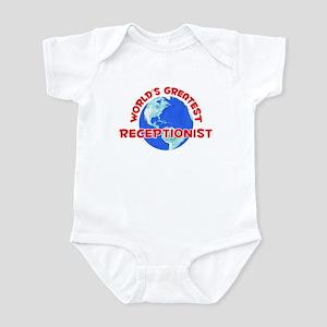 World's Greatest Recep.. (F) Infant Bodysuit