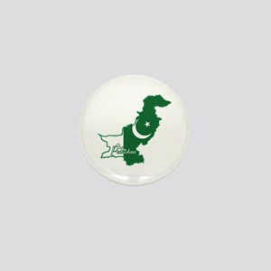 Cool Pakistan Mini Button