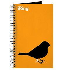 iRing (orange) Journal