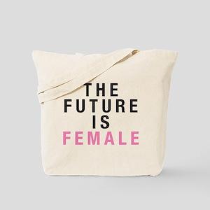 Future is Female Tote Bag