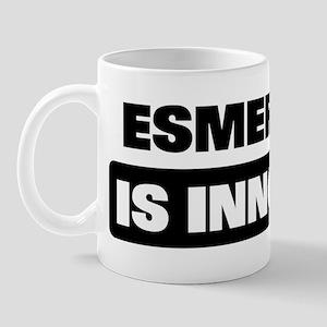 ESMERALDA is innocent Mug