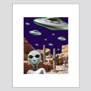 AREA 51 Small Poster