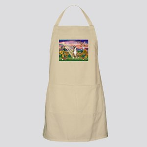 Autumn Angel / Boxer Apron